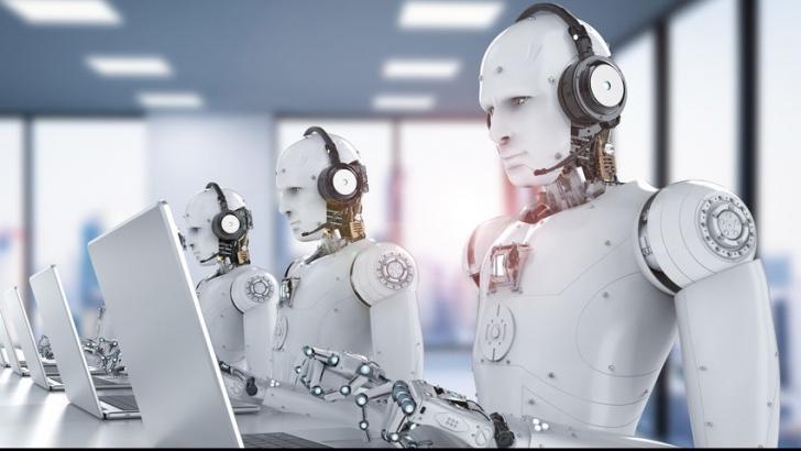 Roboții cuceresc lumea joburilor