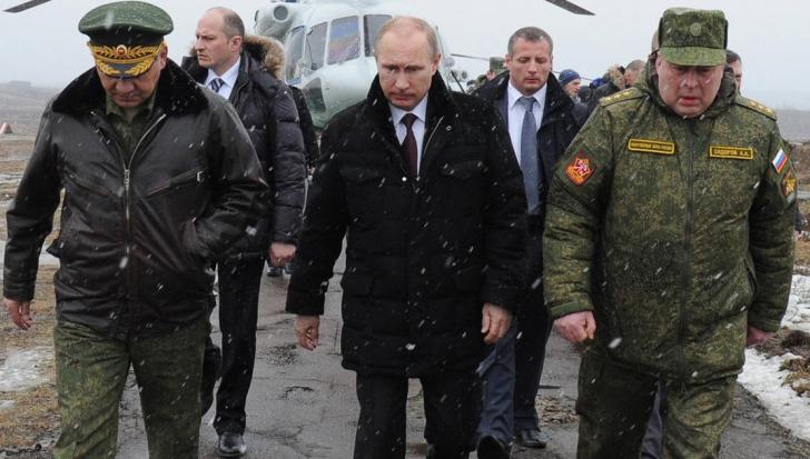 Scenariu exploziv: Putin vrea să anexeze Georgia, Moldova și o parte din Ucraina
