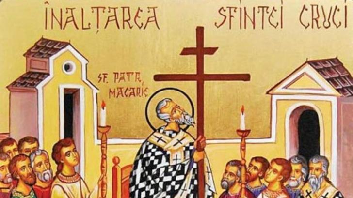 Sarbatoare 14 septembrie 2019 - Inaltarea Sfintei Cruci