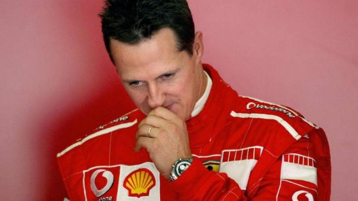 Vești proaste pentru fanii lui Michael Schumacher.  A fost internat într-un spital din Paris