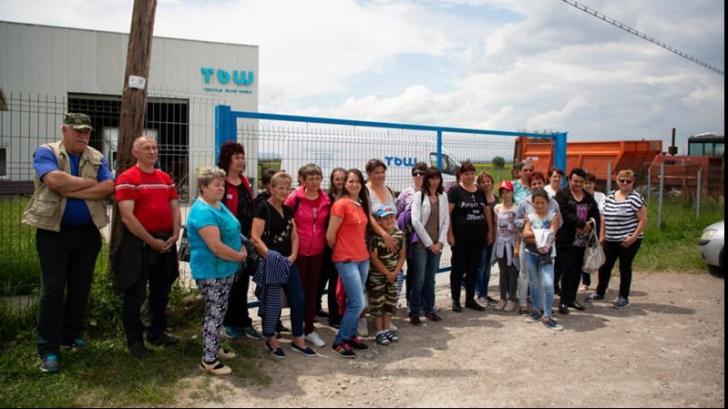 Sclavia modernă din România FOTO: AL Jazeera