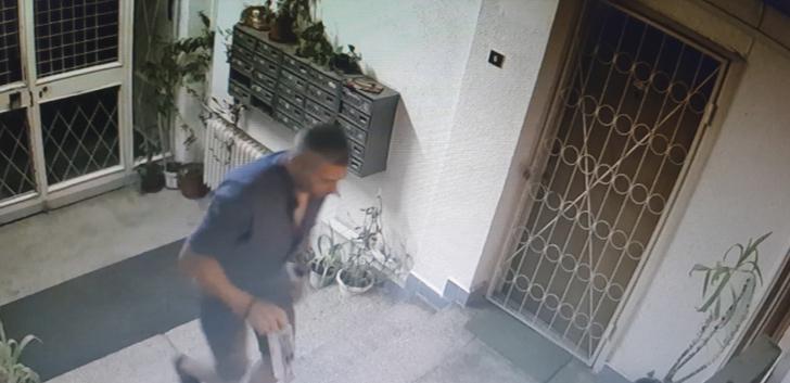Bicicletă furată în București