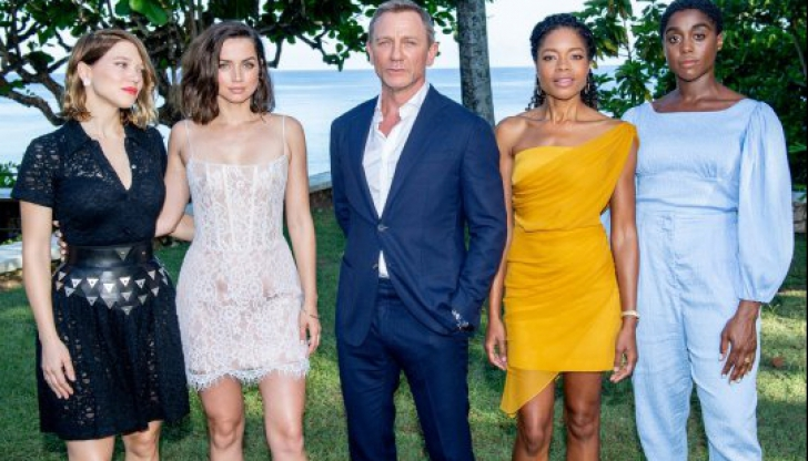 James Bond, un nou episod