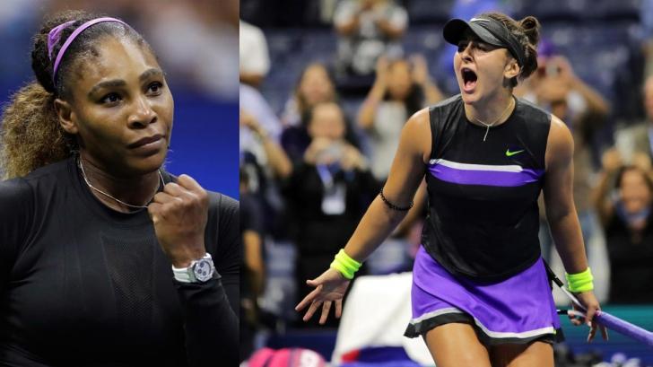 Bianca Andreescu vs Serena Williams