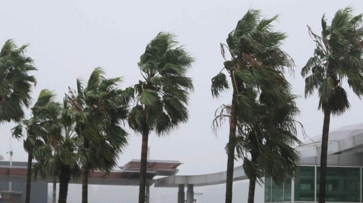 Alertă în Japonia! Un taifun lovește arhipelagul nipon