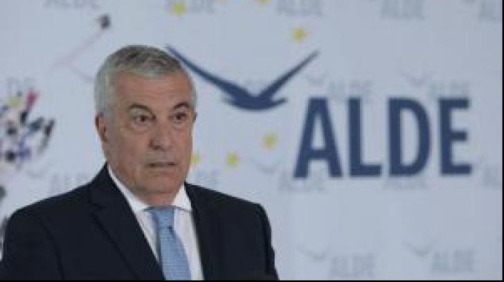 Lovitură după lovitură pentru Tăriceanu! ALDE, la un pas de dispariția din Parlament