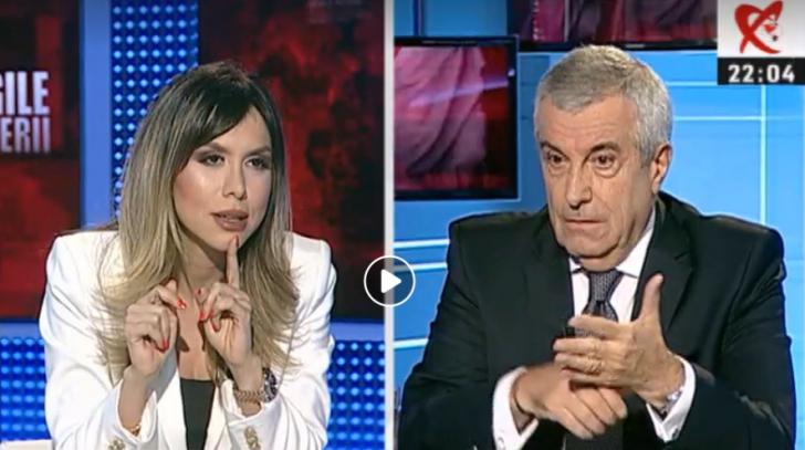 Călin Popescu Tăriceanu la Realitatea TV