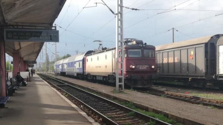 Doi bărbați electrocutați în Gara Craiova