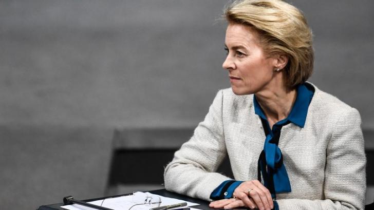 Ursula von der Leyen va locui în sediul Comisiei Europene de la Bruxelles