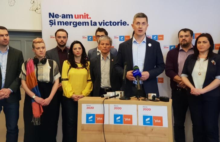 Europarlamentarii USR-PLUS se vor opune numirii Rovanei Plumb