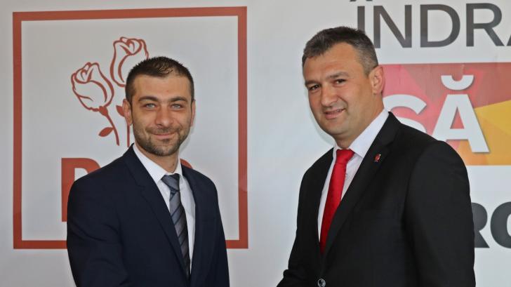 Gabriel Zetea (PSD), reacție în scandalul plăcii cu numele Vioricăi Dăncilă