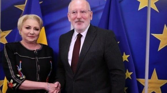 Raportul MVC, critic cu România