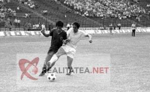 Derby-ul Steaua - Dinamo, in fotografii de arhiva