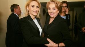 Gabriela Firea, relație tensionată cu conducerea PSD