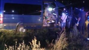 Accident îngrozitor în Ialomița