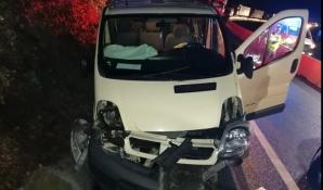 Accident grav în Sibiu