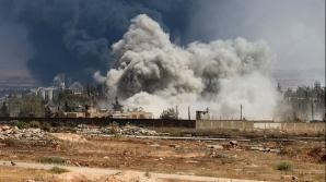 Atac aerian în Siria, Turcia încalcă armistițiul
