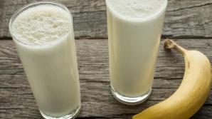 Dieta cu banane și lapte