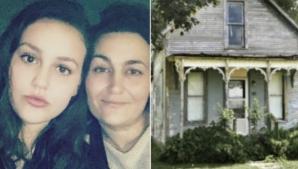 Femeia, mamă a 3 copii, s-a uitat în casa vecinei, prima dată în 21 de ani. I-a stat inima în loc!