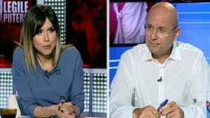 """Cozmin Gușă, în dialog cu """"Legile Puterii"""""""