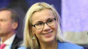 <p>Kadri Simson, comisar european pentru Energie</p>