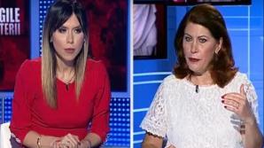 Mirela Călugăreanu, la Realitatea TV