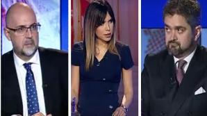 Prima dezbatere din campania electorală, la Realitatea TV