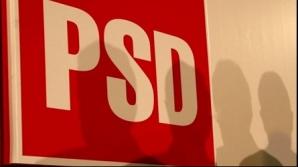 <p>Patru parlamentari PSD pe făraș</p>