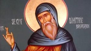 Sărbătoare 27 octombrie 2019 Sfântul Dimitrie cel Nou
