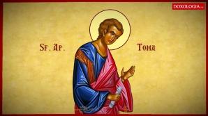 Sfantul Toma 2019. Sărbătoare 6 octombrie 2019 calendar ortodox