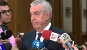 Călin Popescu Tăriceanu se încurcă între partenerii politici