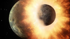 Planete în coliziune