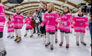 Patinoarul Tiriac Telekom Arena se redeschide