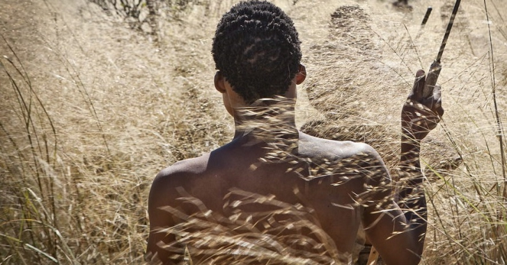 Botswana, Edenul umanității moderne