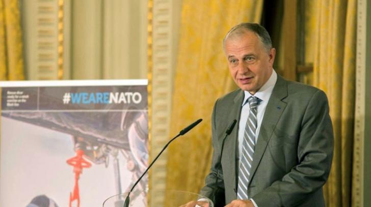 Mircea Geoană își începe mandatul ca secretar general adjunct al NATO