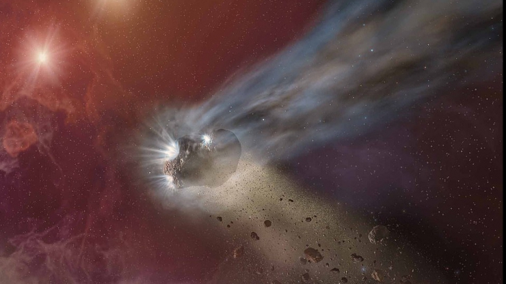 Cometa interstelară