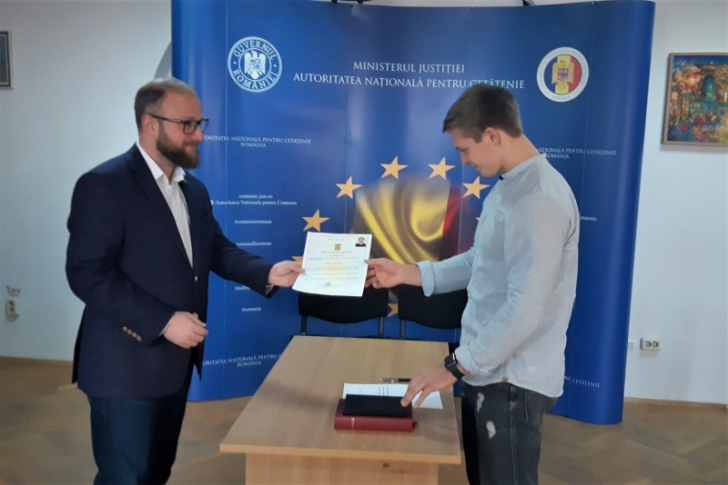 Federația Română de Judo a naturalizat doi sportivi străini