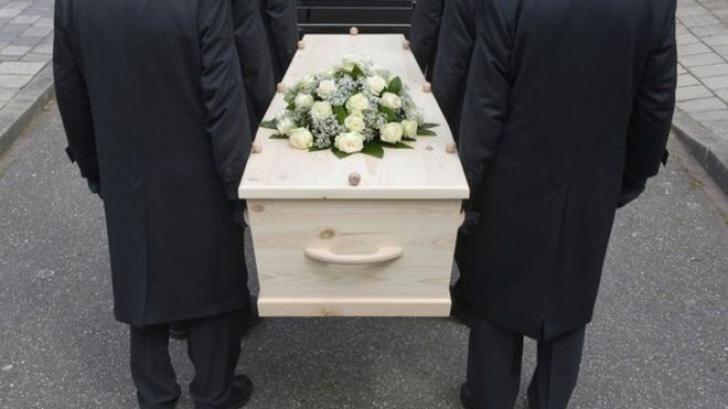 Înmormântare cu final neașteptat