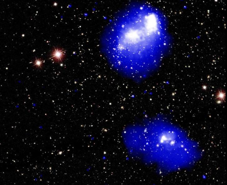 """NASA a publicat o poză înfricoșătoare. Ce este """"chipul terifiant"""" din spațiu"""