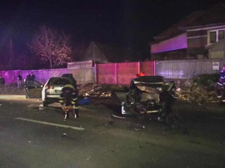 Accident grav în Cluj: Două victime. Imagini cumplite de la fața locului