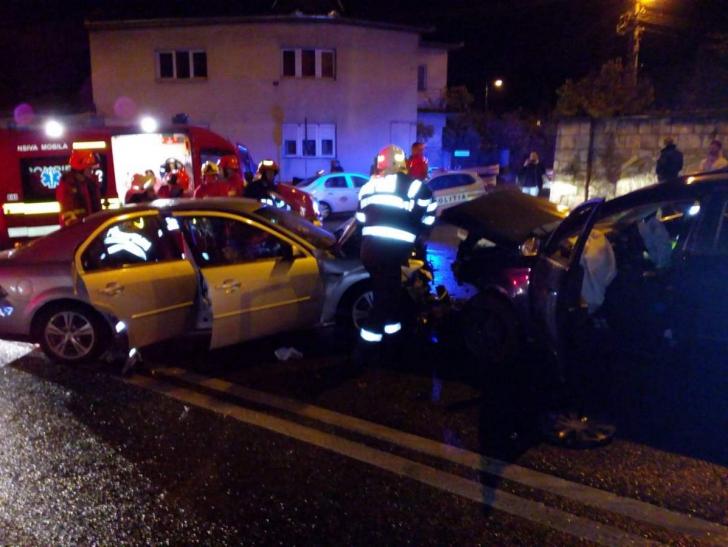 Doi morți în Capitală, în această dimineață, în urma unor accidente rutiere