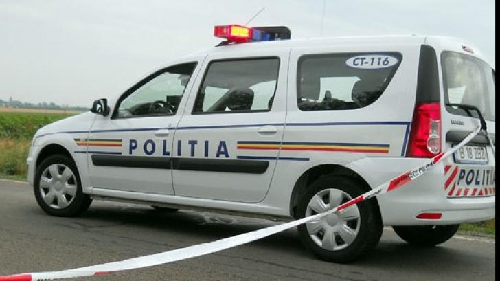 <p>Accident în județul Dâmbovița</p>