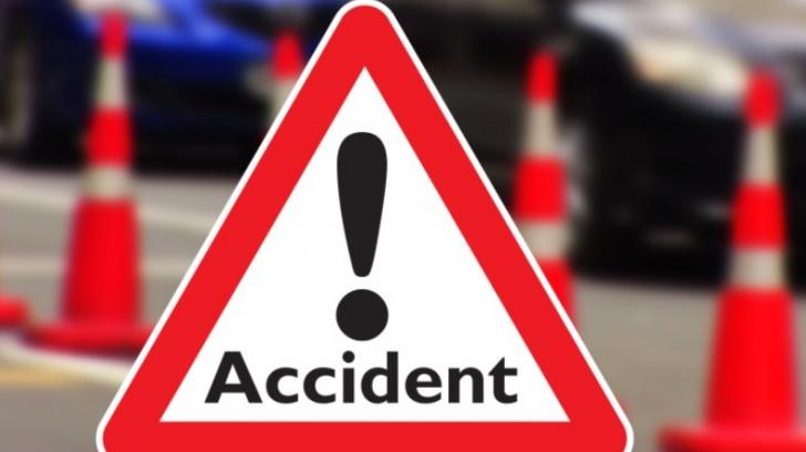 Accident teribil în București. Un biciclist a fost SPULBERAT de o mașină și a murit