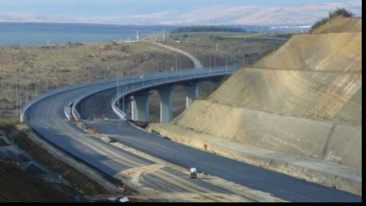 Autostrada A1, închisă 24 de ore pe un tronson întreg