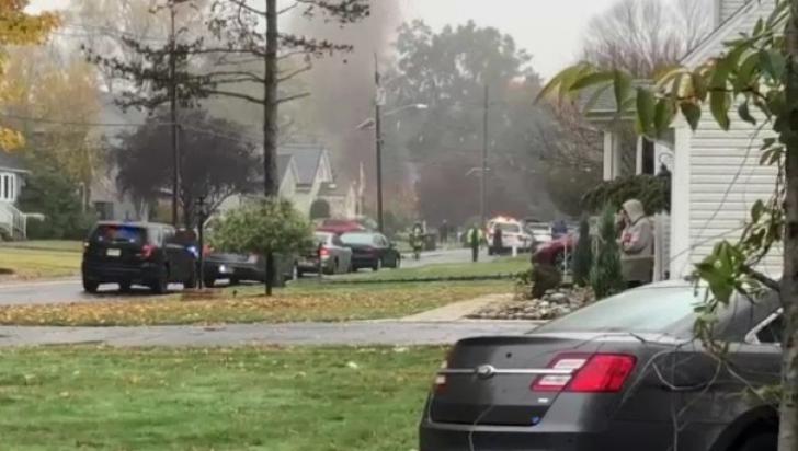 Tragedie aviatică! Un avion s-a prăbușit peste mai multe case