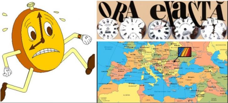 Cand se schimba ora in octombrie 2012 - Cand se trece la ...  |Cand Se Da Ora De Iarna