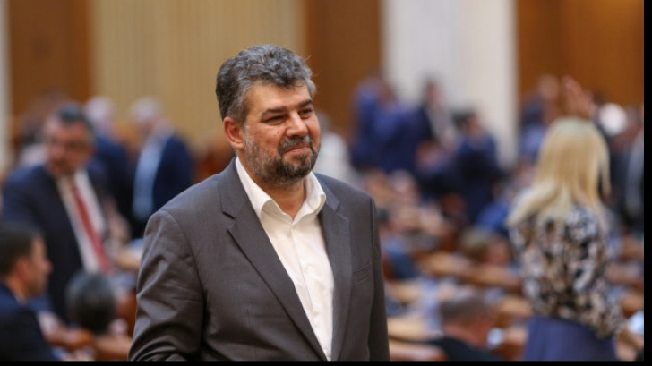 Marcel Ciolacu NU este sigur de voturile PSD