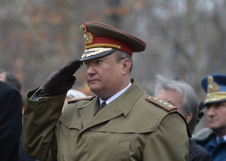 """Teodorovici: """"Șeful Armatei a abandonat-o chiar de ziua ei"""""""
