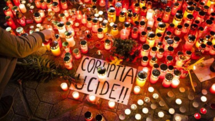 Eșecul justiției în dosarul Colectiv - Patru ani de la tragedie