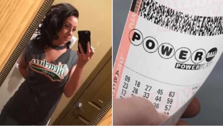 Chelnerița a primit un bilet de loterie în loc de bacșiș. A doua zi era să facă infarct